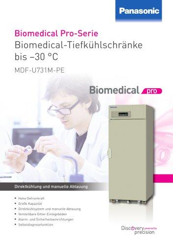 MDF-U731M Biomedical-Tiefkühlschränke bis –30 °C