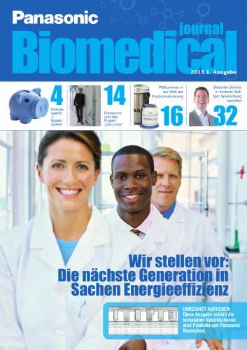 Panasonic Biomedical Journal May 2013