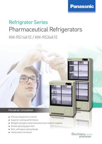 Pharmaceutical Refrigerators KM-RS16A1E / KM-RS34A1E