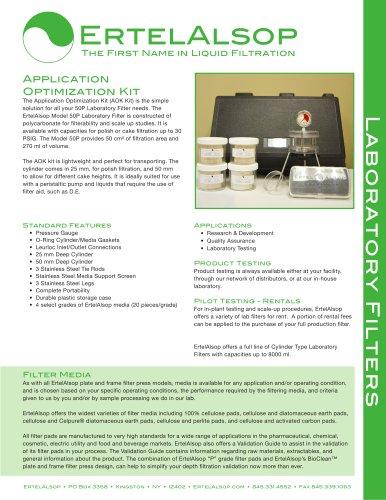 AOK Tech Sheet