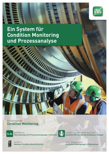Ein System für Condition Monitoring und Prozessanalyse