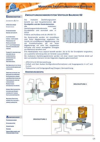 DM-Modulare Zweileitung