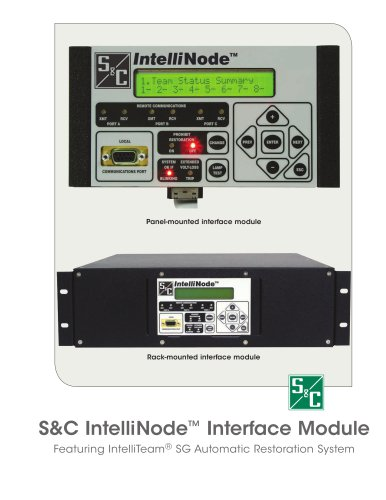 IntelliNode Interface Module