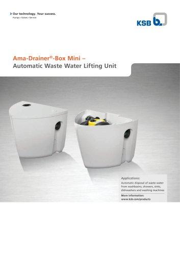 Ama-Drainer-Box Mini