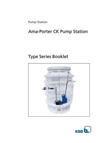 Ama-Porter CK Pump Station