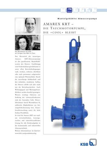 Amarex KRT Mantelkühlung Produkt-2-Seiter