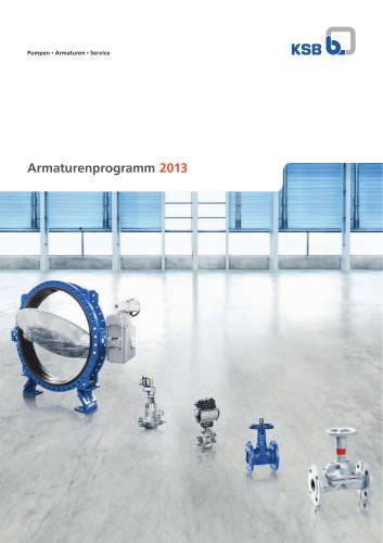 Armaturenprogramm