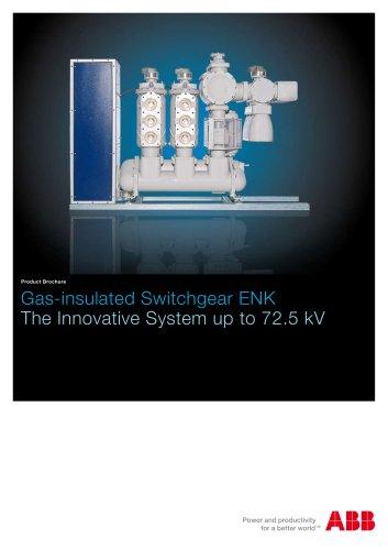 Gas-insulated Switchgear ENK
