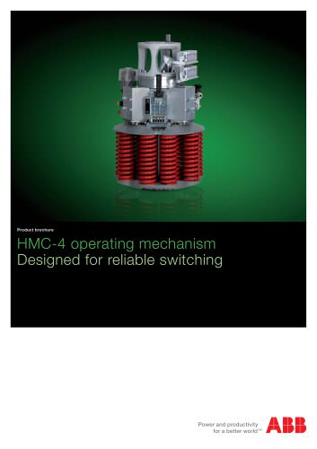 HMC operating mechanism