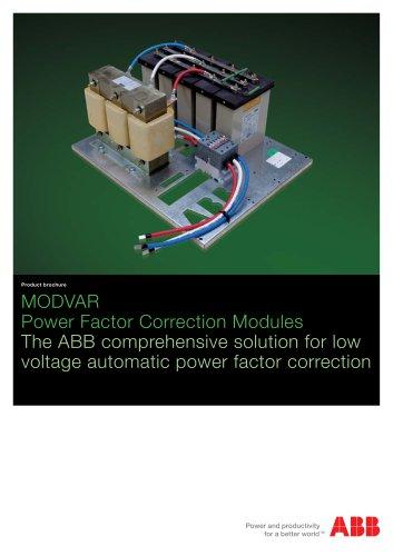 MODVAR Power Factor Correction Modules