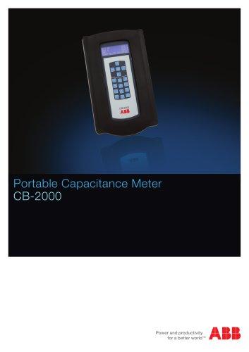Portable Capacitance Meter CB-2000