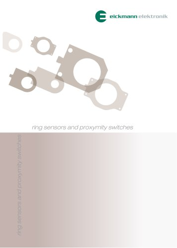 ring sensors and proxymity switches