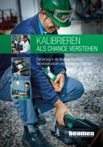 Brochure - Kalibrieren als Chance verstehen