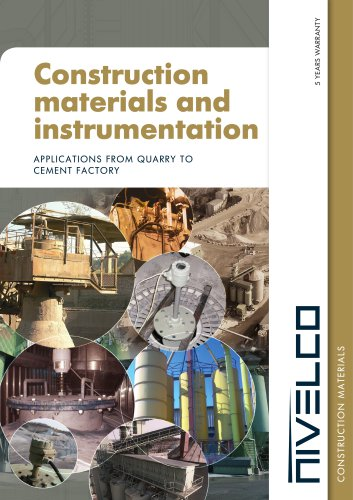 NIVELCO Construction Material and Instrumentation