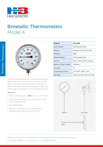 Bimetallic A