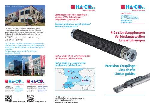 HA-CO Flyer