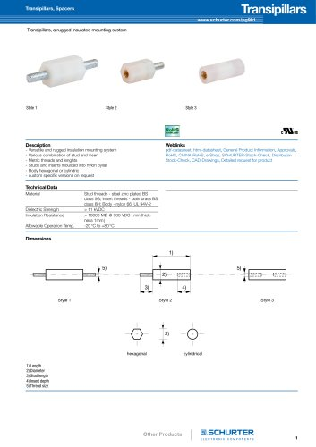 New product/connector:Transipillars