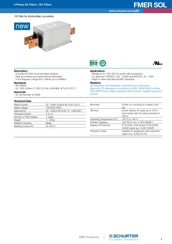 New product/EMC Products:FMER SOL