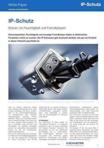 White Paper IP-Schutz