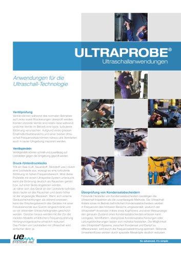 Ultraschallanwendungen