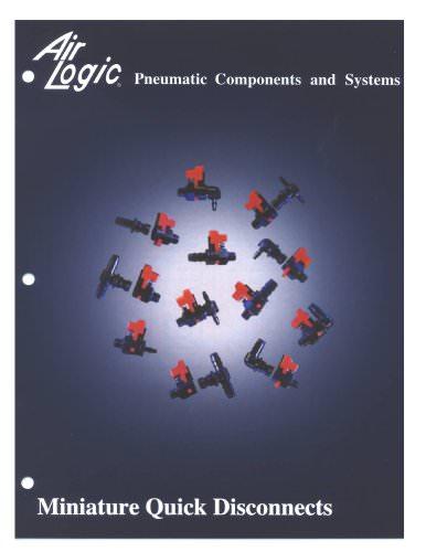 Air Logic Quick Disconnect Catalog