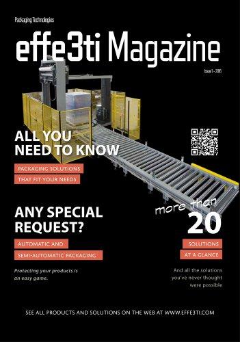 Effe3Ti Magazine Issue 1 - English Version