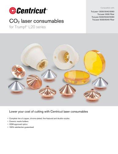 Centricut Laser parts for TrumpfL20