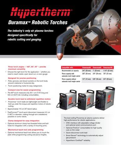 Duramax? Robotic torch
