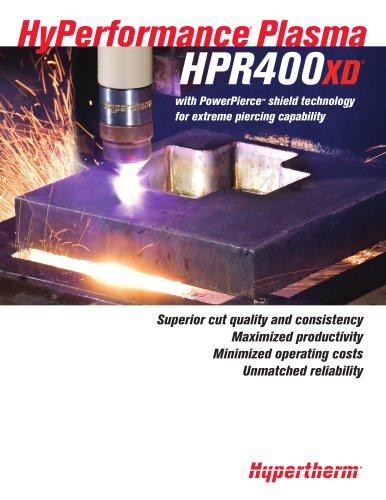 HPR400XD System Brochure