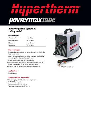 Powermax190c System Brochure