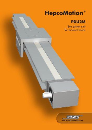 HepcoMotion ® PDU2M
