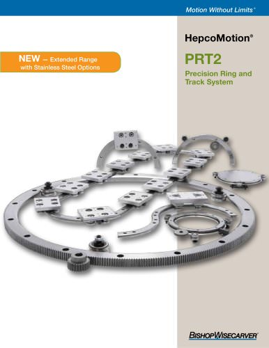 PRT2 Precision Ring and Track System