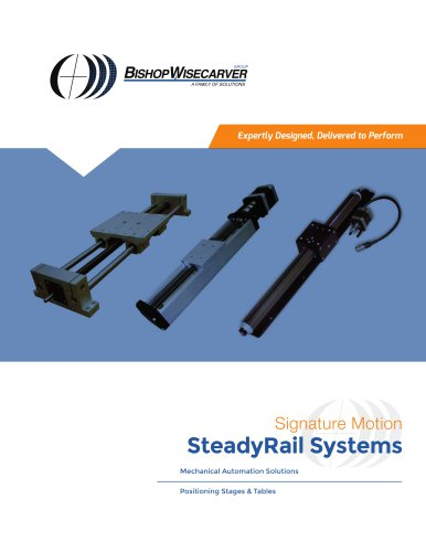 Signature Motion SteadyRail Systems