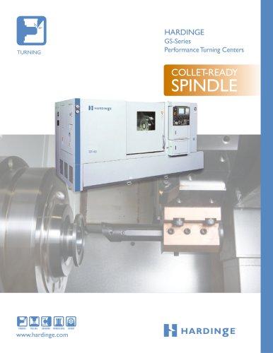 HARDINGE GS-Series Performance Turning Centers