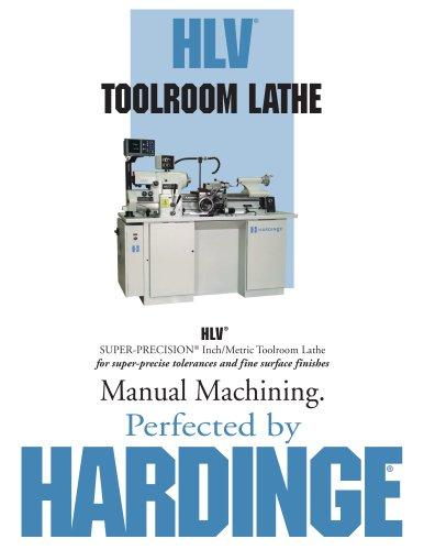 HLV Manual Toolroom Lathe