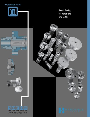 Spindle Tooling for Lathes, Mills & Grinding Machines