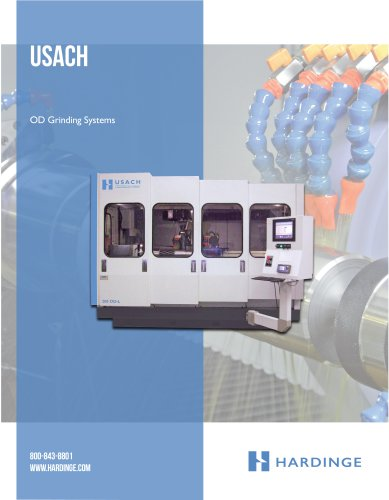 USACH OD Grinding Systems
