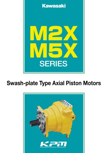 Fixed displacement axial piston hydraulic motor