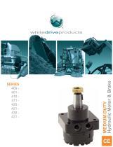 MEDIUM DUTY Hydraulic Motor & Brake