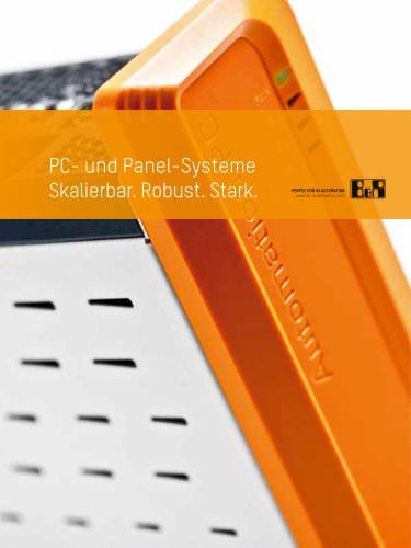 Broschüre: PC- und Panel-Systeme