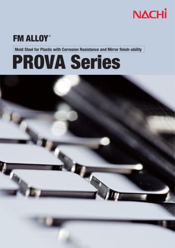 FM ALLOY PROVA Series