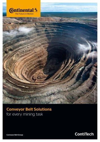 Conveyor Belt Solutions