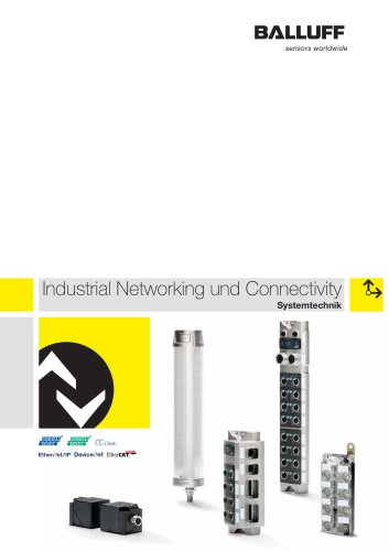 Industrial Networking und Connectivity