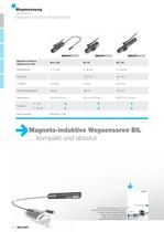Magnetband-Längenmess-System BML - 10
