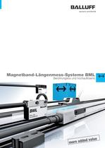 Magnetband-Längenmess-System BML - 1