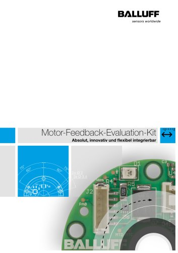 Motor-Feedback-Evaluation-Kit