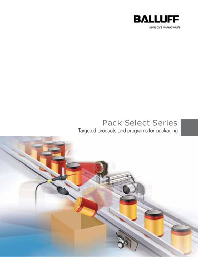 Pack Select Series Catalog