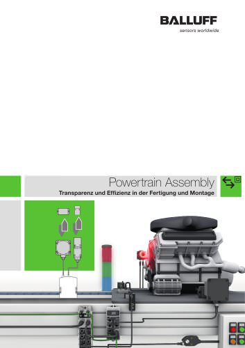 Powertrain Assembly