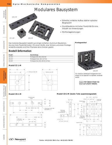 Modulares Bausystem