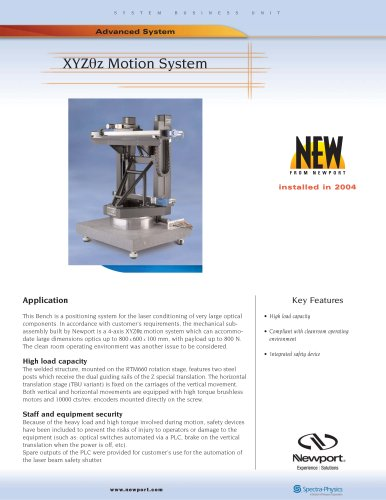 Motion System